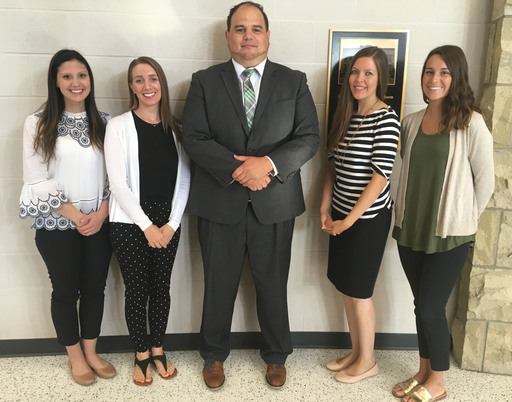 Welcome Our New Teachers