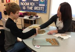 Mazy & May Treats Provides Opportunities for Students