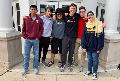 WHS Academic Challenge Team Places 1st in Ohio Tournament