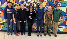 LBMS Academic Challenge Team Undefeated
