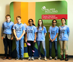 3 LBMS Students Qualify for State Chemist Challenge