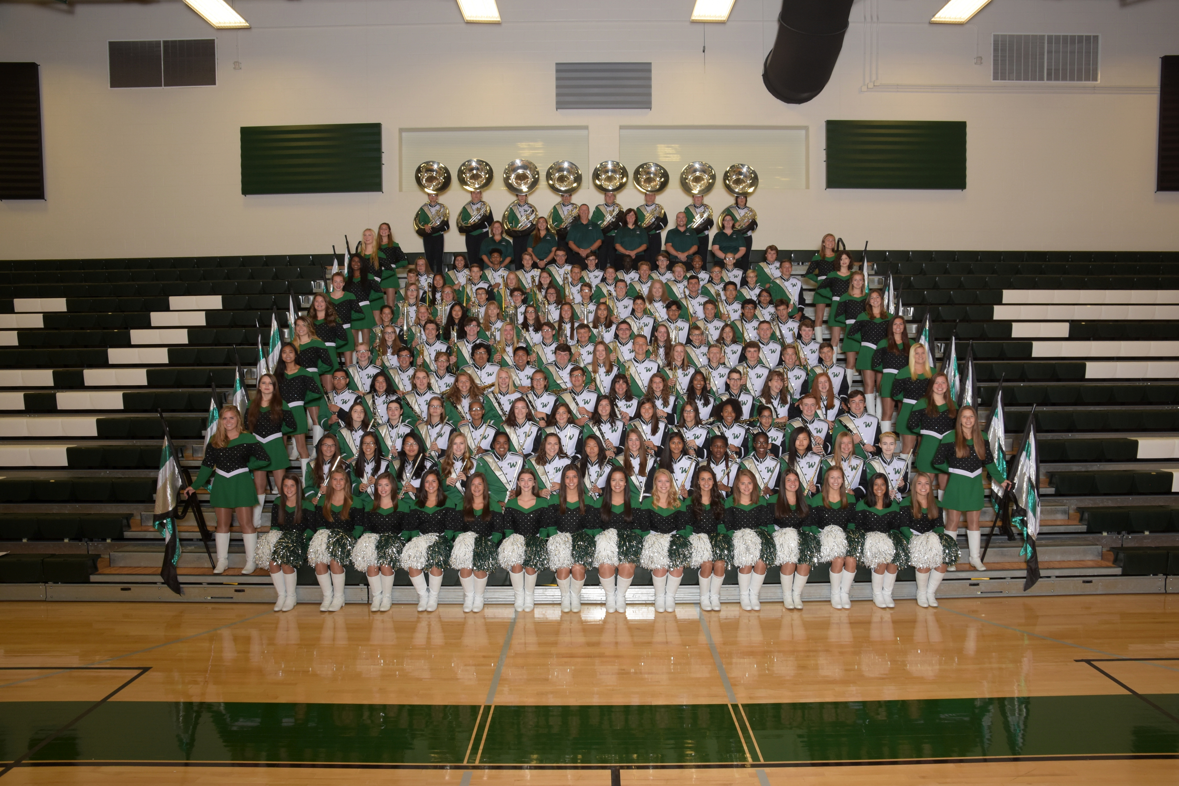 Marching Band - Westlake City School District